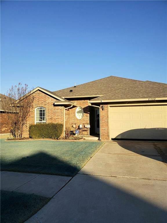 8008 Dawn Circle, Oklahoma City, OK 73135 (MLS #897036) :: Homestead & Co