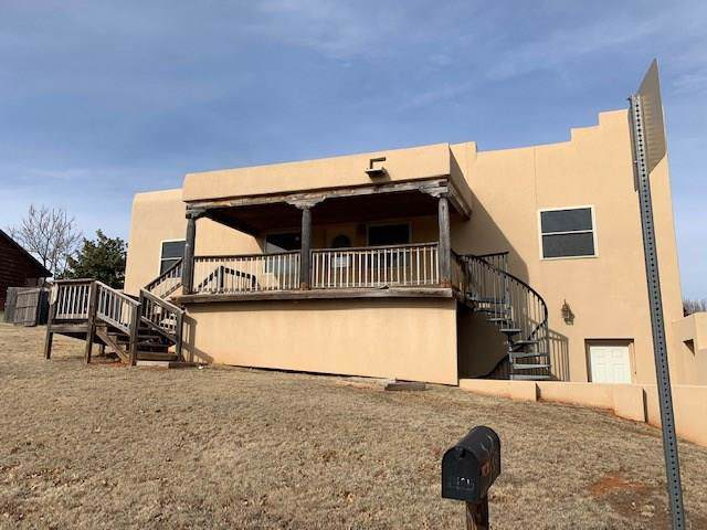 1405 Redstone Drive, Clinton, OK 73601 (MLS #897040) :: Homestead & Co