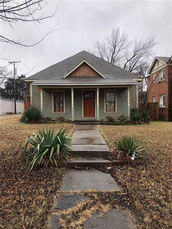 412 NW 26th Street, Oklahoma City, OK 73103 (MLS #897072) :: Homestead & Co