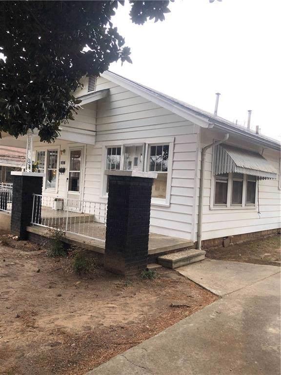 143 S Oak Avenue, Shawnee, OK 74801 (MLS #897225) :: Homestead & Co