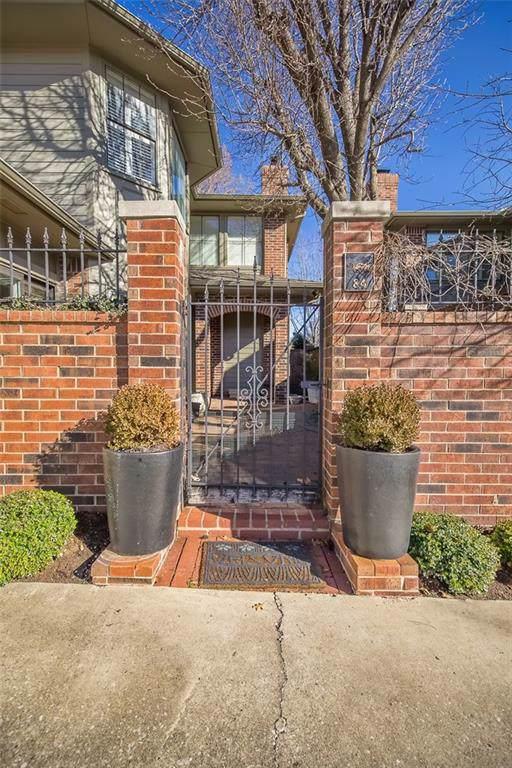 6208 Waterford Boulevard #84, Oklahoma City, OK 73118 (MLS #897415) :: Keri Gray Homes