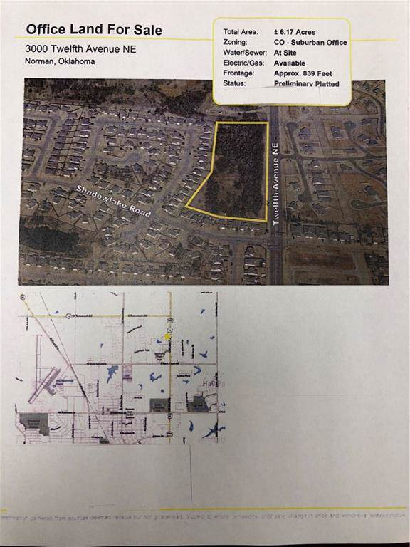 3000 NE 12th Avenue, Norman, OK 73069 (MLS #897550) :: Erhardt Group at Keller Williams Mulinix OKC