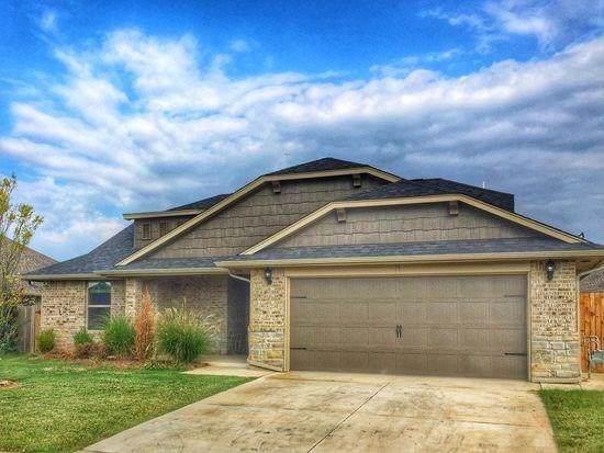 1420 Eagle Drive, Moore, OK 73160 (MLS #897553) :: Homestead & Co