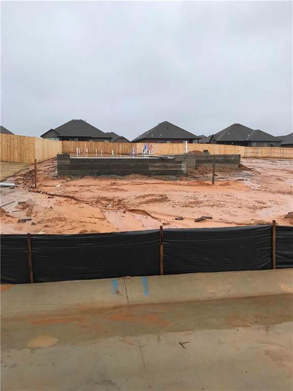 20838 Santa Fe Avenue, Harrah, OK 73045 (MLS #897574) :: Erhardt Group at Keller Williams Mulinix OKC