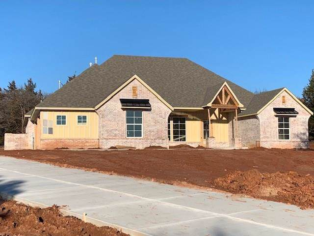 3900 Wyatt Ridge, Oklahoma City, OK 73130 (MLS #897746) :: Erhardt Group at Keller Williams Mulinix OKC