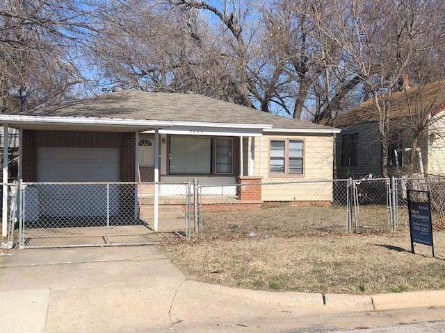 2633 SW 33rd Street, Oklahoma City, OK 73119 (MLS #897820) :: Homestead & Co