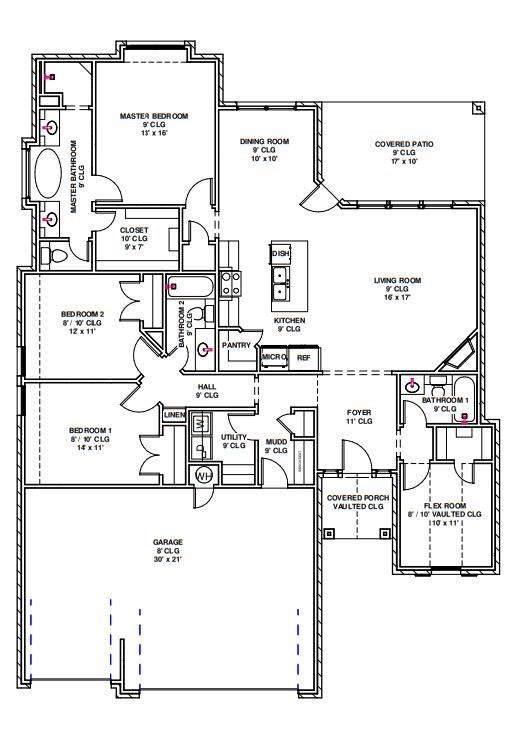2229 Bretford Way, Norman, OK 73071 (MLS #897859) :: Homestead & Co