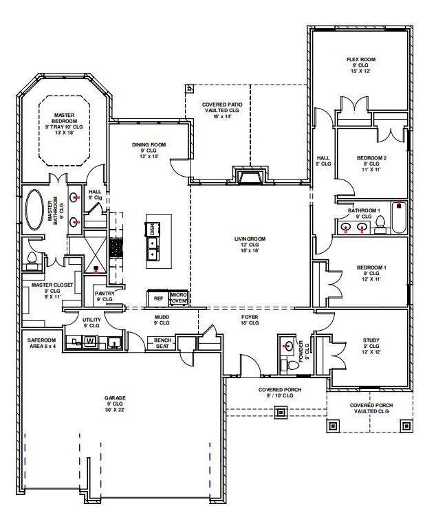 2509 Langley Court, Norman, OK 73071 (MLS #897861) :: Homestead & Co