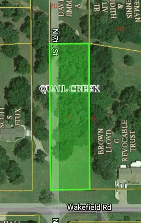 613 Wakefield Road, Perry, OK 73077 (MLS #898366) :: Keri Gray Homes