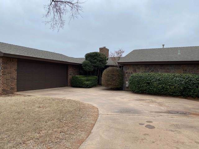 5 Peterson Drive, Clinton, OK 73601 (MLS #898496) :: Homestead & Co
