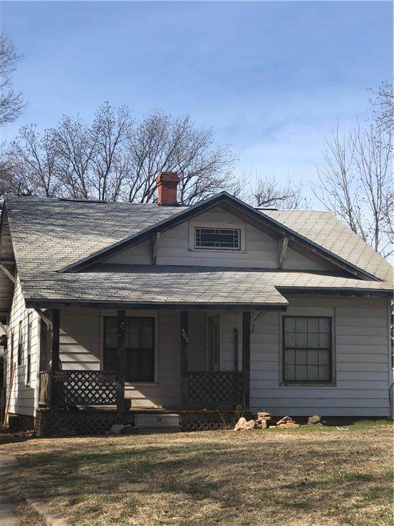 305 N Broadway Street, Sayre, OK 73662 (MLS #898840) :: ClearPoint Realty