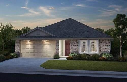 816 Twin Lakes Drive, Noble, OK 73068 (MLS #899446) :: Homestead & Co