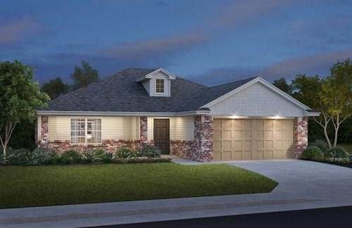 814 Twin Lakes Drive, Noble, OK 73068 (MLS #899447) :: Homestead & Co