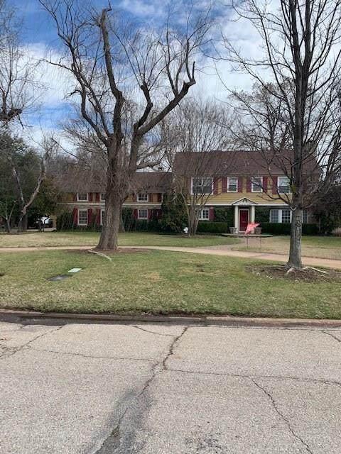 7100 Waverly Avenue, Nichols Hills, OK 73116 (MLS #899570) :: The Oklahoma Real Estate Group