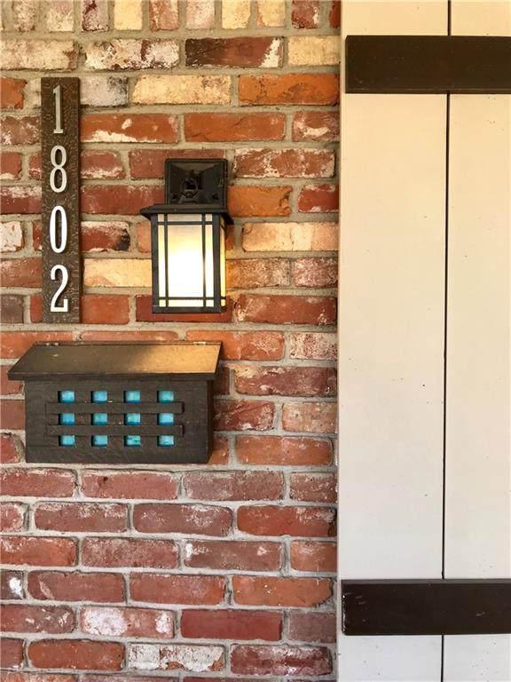 1802 Beverly Hills Street, Norman, OK 73072 (MLS #900887) :: Erhardt Group at Keller Williams Mulinix OKC