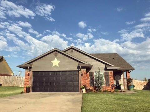 103 Ranch Road, Elk City, OK 73644 (MLS #901358) :: Homestead & Co