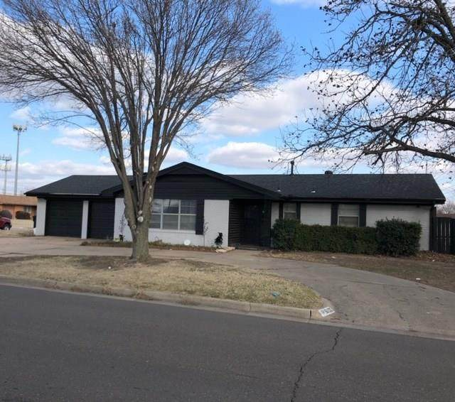 6100 S Kentucky Avenue, Oklahoma City, OK 73159 (MLS #901700) :: Homestead & Co