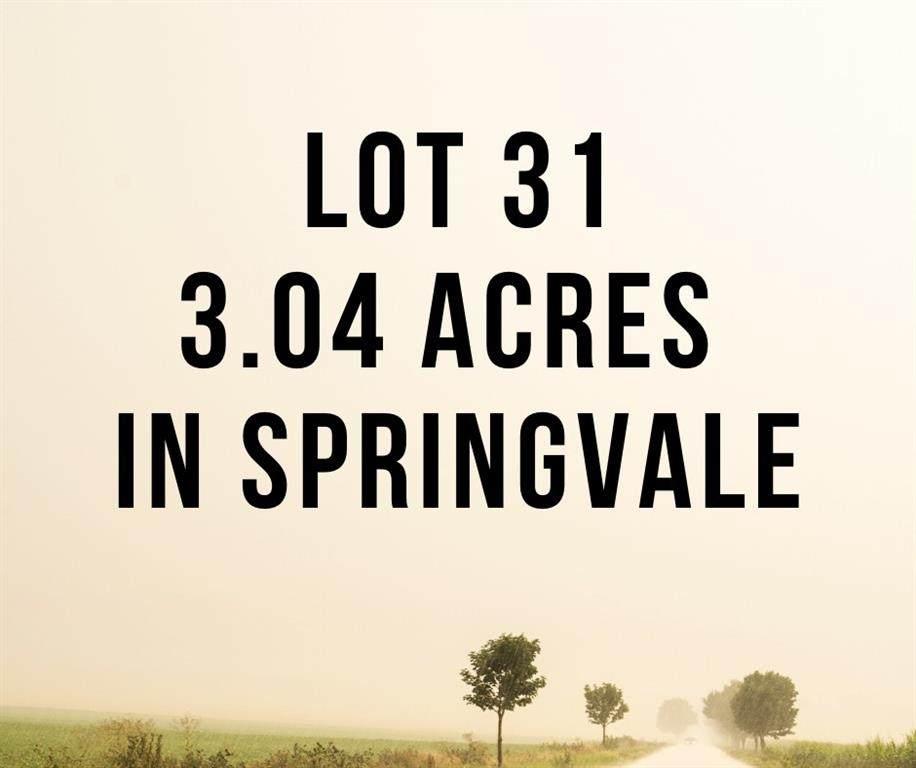 Lot #31, 3.04 Acre Lot - Photo 1