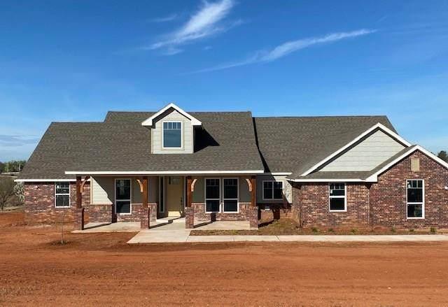 1092 Christopher Michal, Tuttle, OK 73089 (MLS #904040) :: Homestead & Co