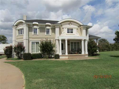 1401 Chisholm Trail, Weatherford, OK 73096 (MLS #904120) :: Keri Gray Homes