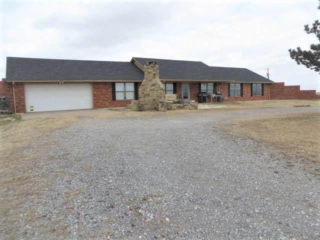 1595 Highway 62 Highway, Chickasha, OK 73018 (MLS #904444) :: Homestead & Co