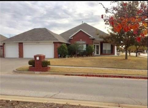 1328 SW 123rd Street, Oklahoma City, OK 73170 (MLS #904580) :: Homestead & Co