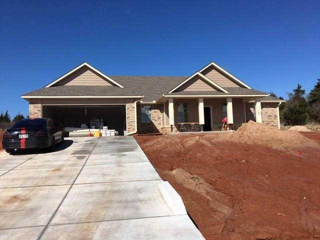 11285 Coyote Run, Guthrie, OK 73044 (MLS #904911) :: Homestead & Co