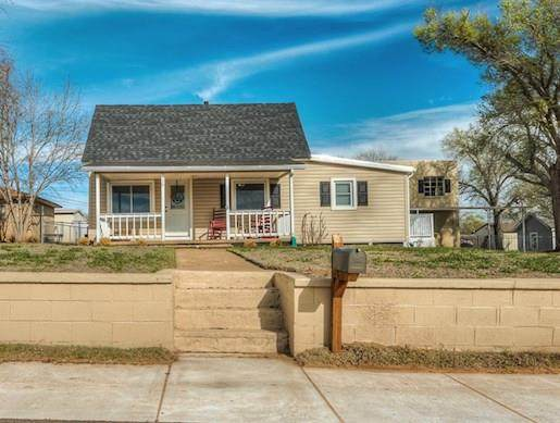 316 N Arapaho Avenue, Hydro, OK 73048 (MLS #905201) :: Homestead & Co