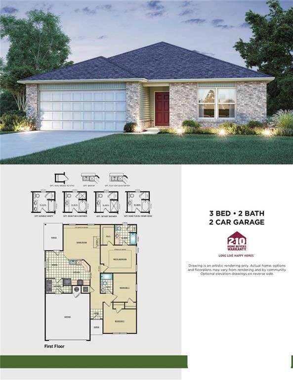 1816 Land Run Drive, El Reno, OK 73036 (MLS #906388) :: Homestead & Co