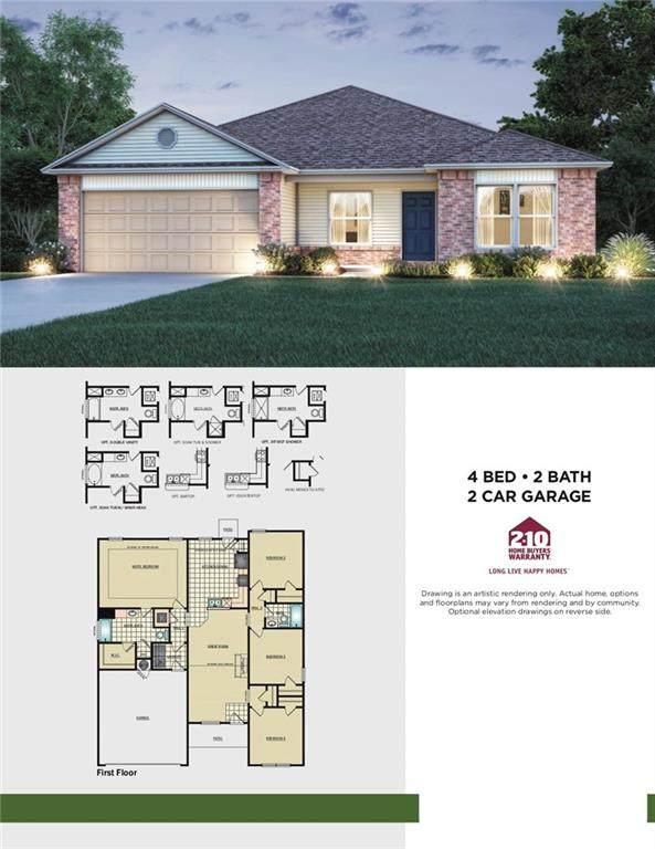 1805 Land Run Drive, El Reno, OK 73036 (MLS #906397) :: Homestead & Co