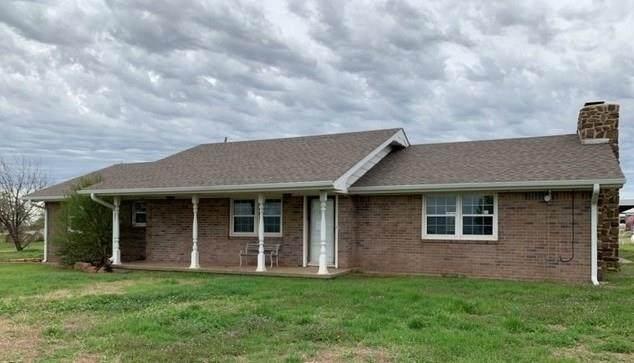 18452 E 1180 Road, Sayre, OK 73662 (MLS #907493) :: Homestead & Co