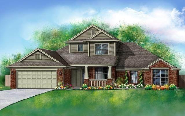 18525 Alberto Place, Edmond, OK 73012 (MLS #908490) :: Homestead & Co