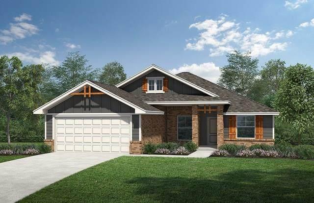 18212 Camborne Avenue, Edmond, OK 73012 (MLS #911460) :: Homestead & Co