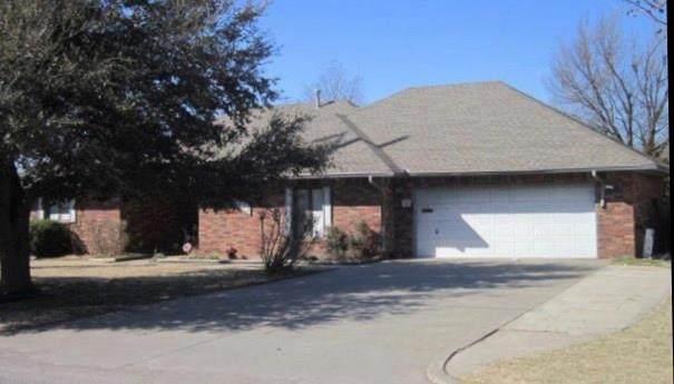 5721 S Kentucky Avenue, Oklahoma City, OK 73119 (MLS #911820) :: Homestead & Co