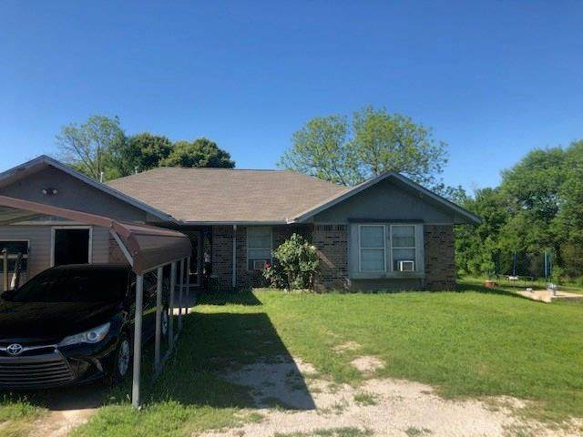 1425 Patton Drive, Sulphur, OK 73086 (MLS #911971) :: Homestead & Co