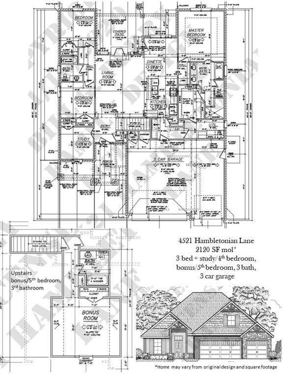 4521 Hambletonian Lane, Mustang, OK 73064 (MLS #912938) :: Homestead & Co