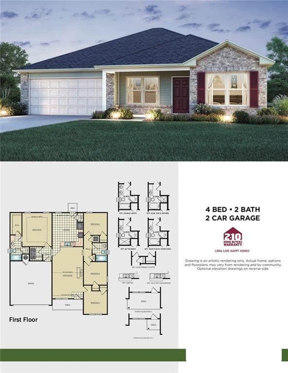 1117 Limestone Drive, Noble, OK 73068 (MLS #913160) :: Homestead & Co