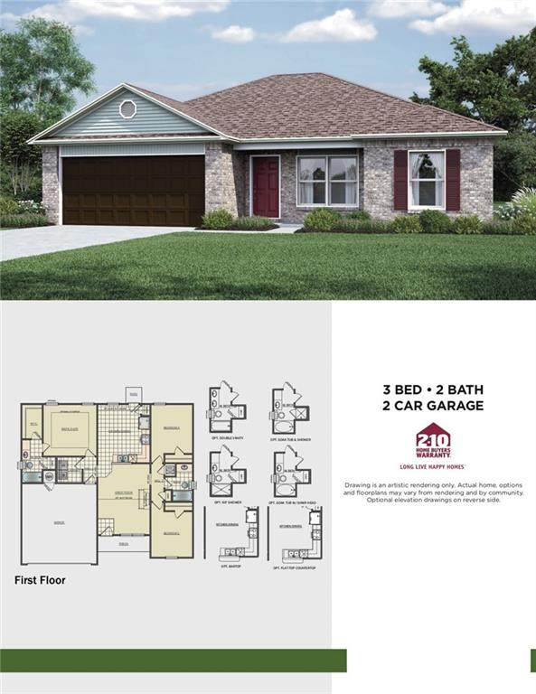 1113 Limestone Drive, Noble, OK 73068 (MLS #913164) :: Homestead & Co