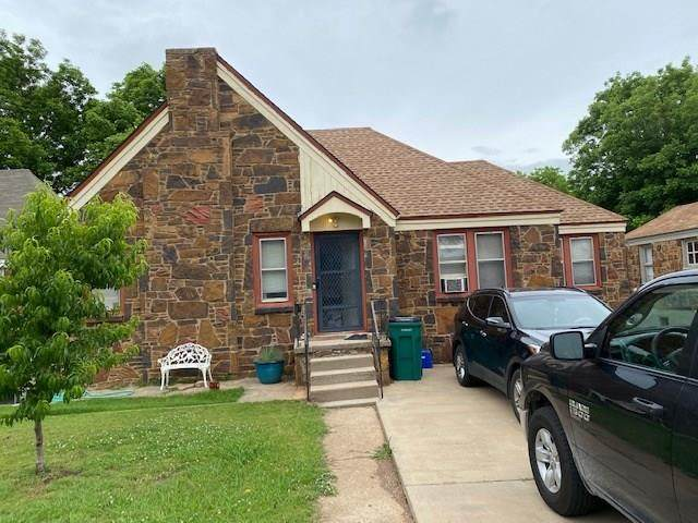 521 SW 35th Street, Oklahoma City, OK 73109 (MLS #913329) :: Homestead & Co
