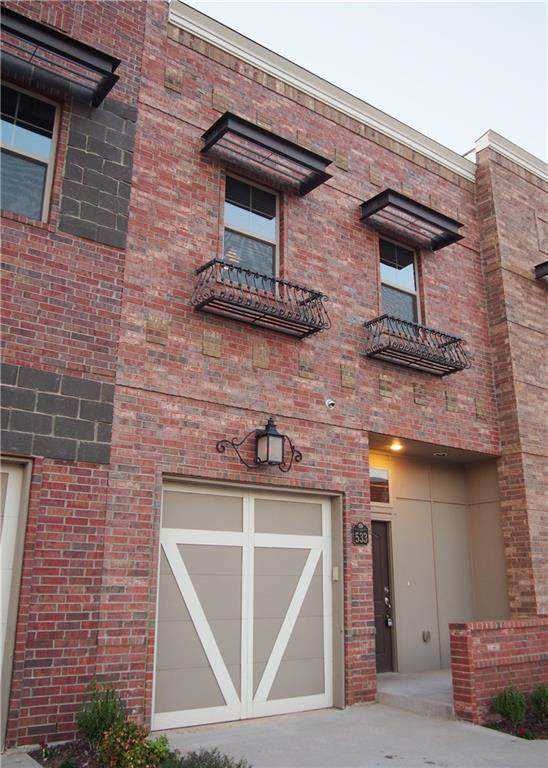 533 S Fretz Avenue, Edmond, OK 73003 (MLS #913549) :: Keri Gray Homes