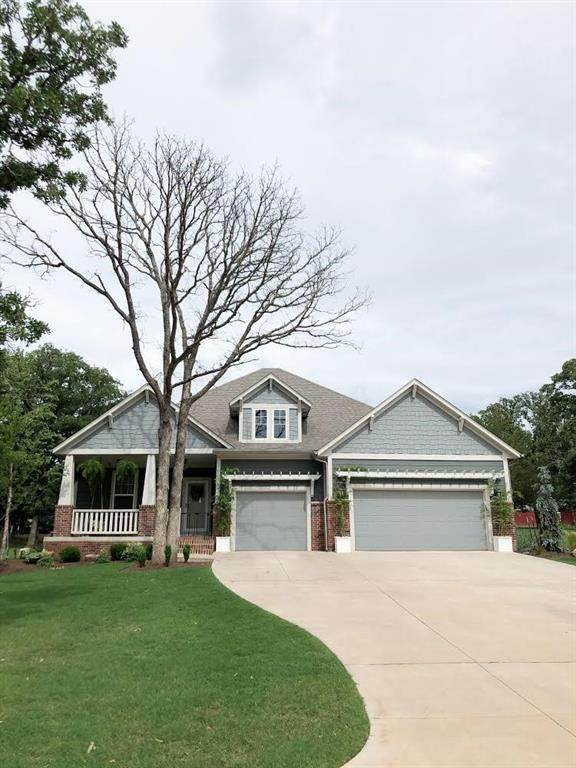 12120 Stone Hill, Guthrie, OK 73044 (MLS #913627) :: ClearPoint Realty