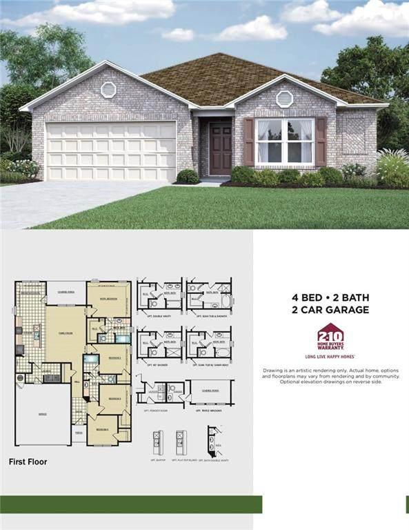 2303 Ridge Way, Chickasha, OK 73018 (MLS #913751) :: Keri Gray Homes