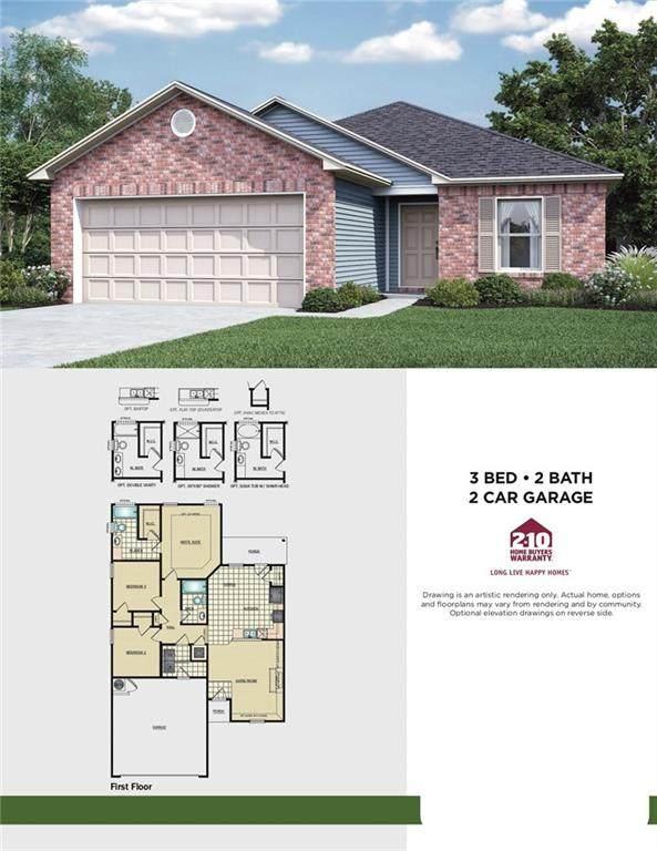 3116 Westbrook Street, Chickasha, OK 73018 (MLS #913753) :: Keri Gray Homes