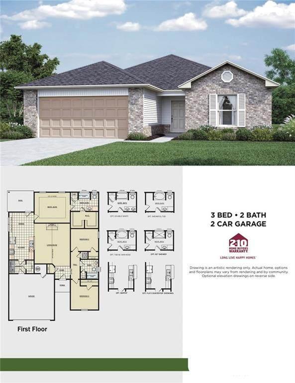 3112 Westbrook Street, Chickasha, OK 73018 (MLS #913754) :: Keri Gray Homes