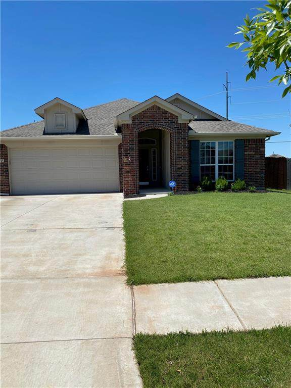 2377 NW 191st Court, Edmond, OK 73012 (MLS #913849) :: Erhardt Group at Keller Williams Mulinix OKC