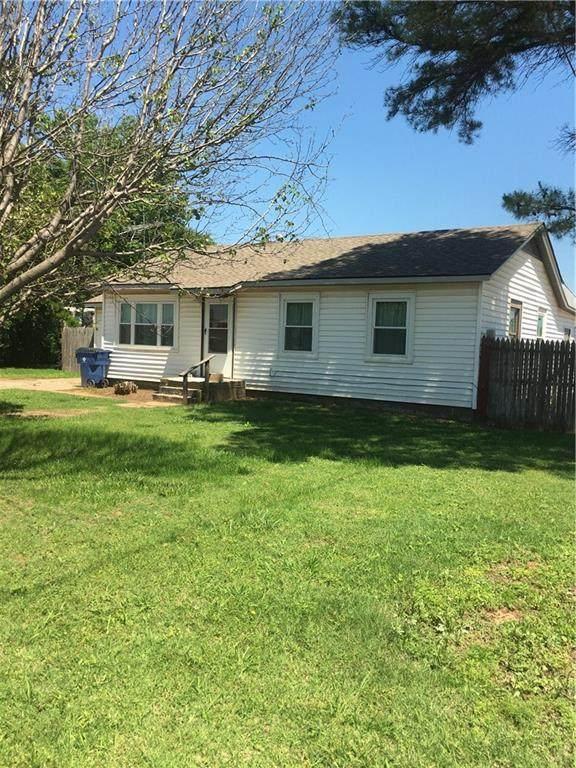 201 George Brown Avenue, Lindsay, OK 73052 (MLS #913954) :: Homestead & Co