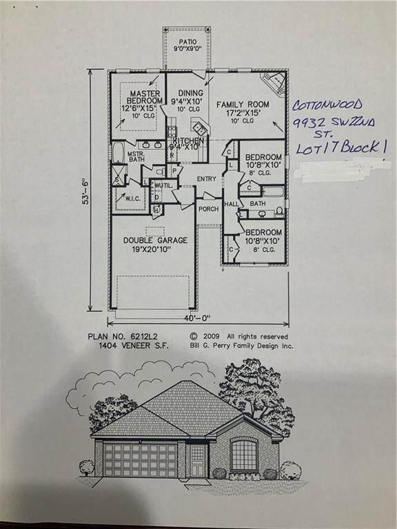 9932 SW 22 Street, Yukon, OK 73099 (MLS #914480) :: Homestead & Co