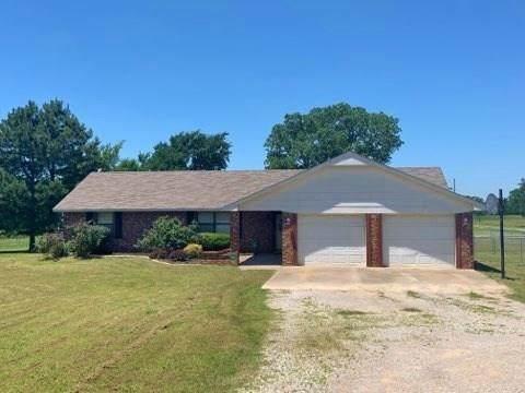 12231 N 3600 Road, Seminole, OK 74868 (MLS #914724) :: Homestead & Co