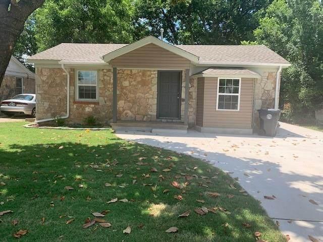 5111 N Dawson Drive, Bethany, OK 73008 (MLS #916575) :: Keri Gray Homes