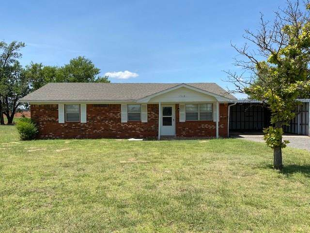 1718 Sorter Drive, Clinton, OK 73601 (MLS #917199) :: Homestead & Co